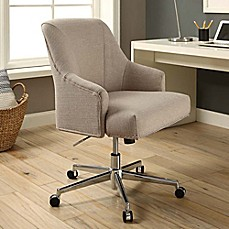 Serta Reg Leighton Home Office Chair