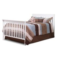 Sorelle Florence Crib and Changer Adult Rail in White