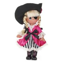 """Precious Moments® 9-Inch The Doll Maker """"I Found My Treasure in You"""" Pirate Girl Doll"""