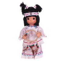 Precious Moments® Midnight Dreams Native American Doll