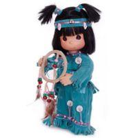 Precious Moments® Day Dreams Native American Doll