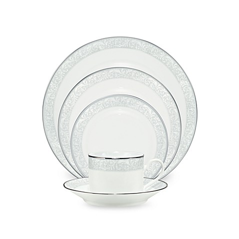 Noritake® Alderwood 5-Piece Place Setting