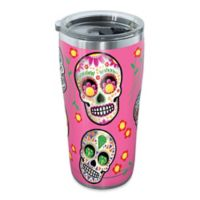 Tervis® Scattered Sugar Skulls 20 oz. Stainless Steel Tumbler with Lid