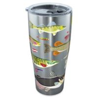 Tervis® Freshwater Fish Lures 30 oz. Stainless Steel Tumbler with Lid