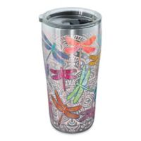 Tervis® SIC® Dragonfly Mandala 20-oz. Stainless Steel Tumbler with Lid