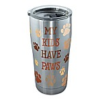 Tervis® My Kids Have Paws 20 oz. Stainless Steel Tumbler with Lid