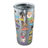 Tervis® Flat Art Dog Breed 20 oz. Tumbler with Lid in Stainless Steel