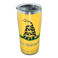 Tervis® Gadsden Flag 20 oz. Stainless Steel Tumbler with Lid