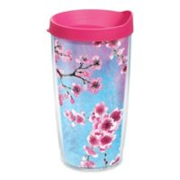 Tervis® Colorful Blossoms Wrap 16 oz. Tumbler with Lid
