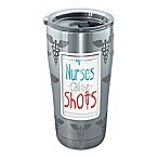 Tervis® Nurses Call the Shots 20 oz. Stainless Steel Tumbler with Lid