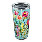 Tervis® SIC® Watercolor Wildflowers 20-oz. Stainless Steel Tumbler with Lid