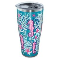 Tervis® Seahorse and Starfish 30 oz. Stainless Steel Tumbler with Lid