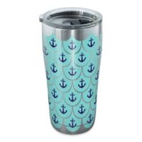 Tervis® Great Outdoors Anchor Scallop 20 oz. Tumbler with Lid in Stainless Steel