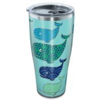 Tervis® Whale Pattern 30 oz. Stainless Steel Tumbler with Lid