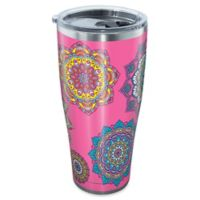 Tervis® Colorful Mandalas 30 oz. Stainless Steel Tumbler with Lid