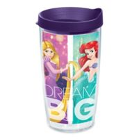 "Tervis® Disney® ""Dream Big"" Princess Wrap 16 oz. Tumbler with Lid"