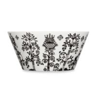 Iittala Taika Serving Bowl in Black