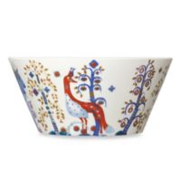 Iittala Taika Serving Bowl in White