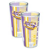Tervis® Louisiana State University College Prep 2-Pack 16 oz. Wrap Tumblers