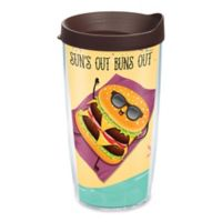 Tervis® Suns Out Buns Out 16 oz. Wrap Tumbler with Lid
