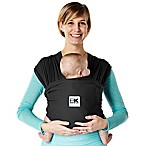Baby K'tan® Breeze Medium Baby Carrier in Black