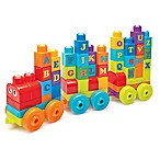 Mattel® Mega Bloks® First Builders ABC Learning Train