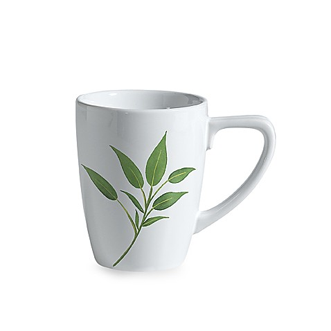 Herbs Ceramic Mugs (Set of 4)