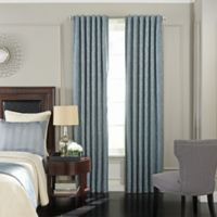 Beautyrest® Germaine 84-Inch Room Darkening Rod Pocket/Back Tab Window Curtain Panel in Blue