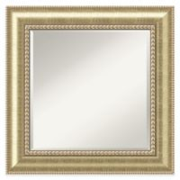 27-Inch x 27-Inch Astoria Mirror in Champagne