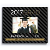 CPS Graduation 8-Inch x 10-Inch Frame in Black