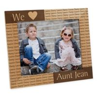 Loving Hearts 8-Inch x 10-Inch Photo Frame