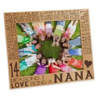 Reasons Why For Her Picture 8-Inch x 10-Inch Frame