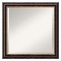 Tuscan Rustic 24-Inch Square Mirror