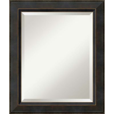 Bathroom Mirrors Bronze buy bronze mirrors bathrooms from bed bath & beyond