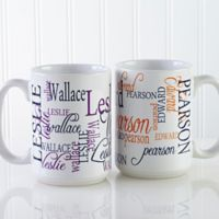 Signature Style 15 oz. Coffee Mug in White