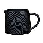 Noritake® Black on Black Dune Creamer