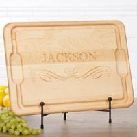 Classic Kitchen 15-Inch x 21-Inch Cutting Board in Maple