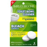 Smells Begone® 2-Pack Toilet Tabs with Bleach