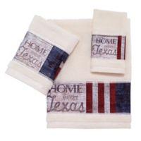 Home Sweet Texas Bath Towel