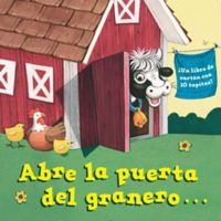 """Abre La Puerta Del Granero"" illustrated by Christopher Santoro"