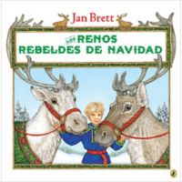 """Los Renos Rebeldes de Navidad"" Spanish Edition by Jan Brett"