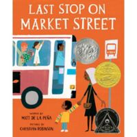 """Last Stop on Market Street"" by Matt de la Pena"