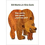 """Brown Bear, Brown Bear/Oso Pardo, Oso Pardo"" Spanish Edition Book by Eric Carle"