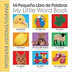 """My Little Bilingual Word Book"" English/Spanish Edition by Roger Priddy"