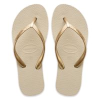 Havaianas® Size 11-12 High Light Women's Sandal in Beige