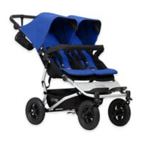 Mountain Buggy® Duet V3 Double Stroller in Marine