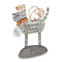 "Grasslands Road ""Beloved Friend"" Cat Angel Figurine/Photo Holder"