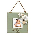 "Grasslands Road® ""Sandy Toes Salty Kisses"" Hanging Frame"