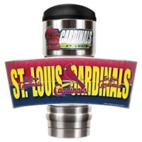 MLB St. Louis Cardinals MVP Vacuum Insulated 18 oz. Stainless Steel Travel Tumbler