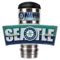 MLB Seattle Mariners MVP Vacuum Insulated 18 oz. Stainless Steel Travel Tumbler